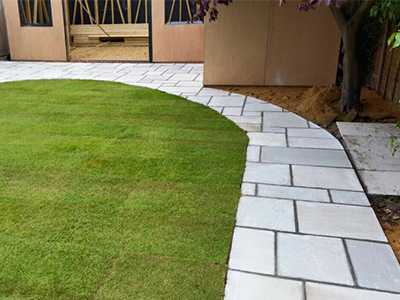 garden landscaping services London Colney